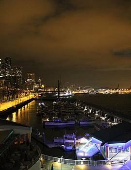 Seattle by Ronald Hanson