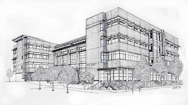 Seattle University Law School by Inger Hutton