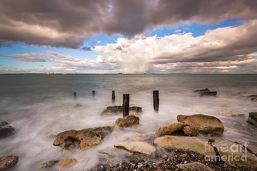 Seaview Seascape by English Landscapes