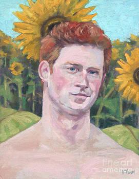 Second Sonflower by William Noonan