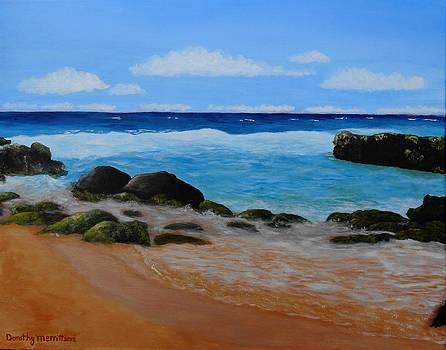 Secret Beach by Dorothy Merritt