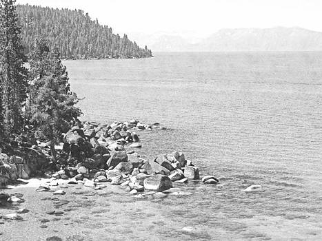 Frank Wilson - Secret Cove Lake Tahoe