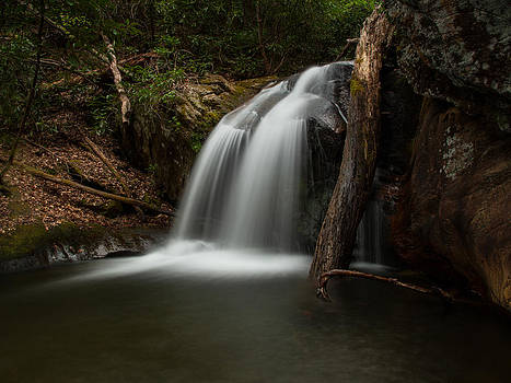 Secret Falls by Johnny Crisp