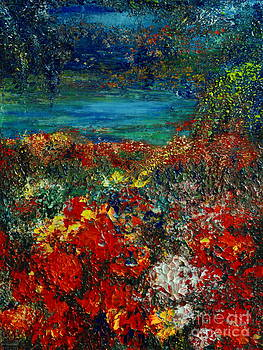 Secret Garden by Teresa Wegrzyn