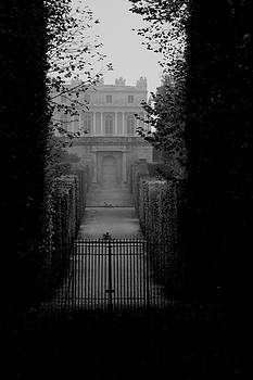 Secret view of the palace by Peter Falkner