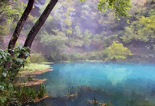 Secret Waters by J Morgan Massey