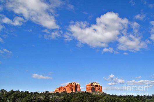 Gregory Dyer - Sedona Arizona Big Sky