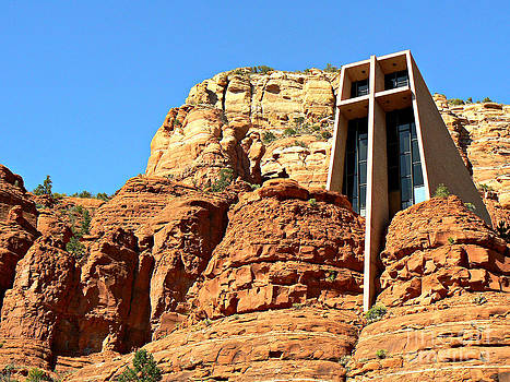 Sedona Chapel of the Holy Cross by Rincon Road Photography By Ben Petersen