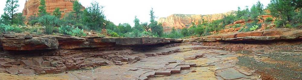 Sedona Formations by Glen Powell