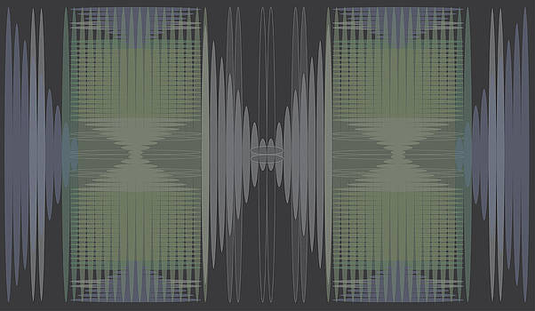 Seismic Rug 2 by Kevin McLaughlin