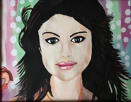 Selena Gomez by Neha  Shah