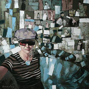 Self by Anastasija Kraineva
