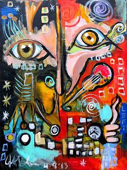 Jon Baldwin  Art - Self