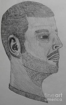Self Portrait  by David Thwaites