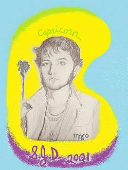 Self Portrait From 2001 by Joe Dillon