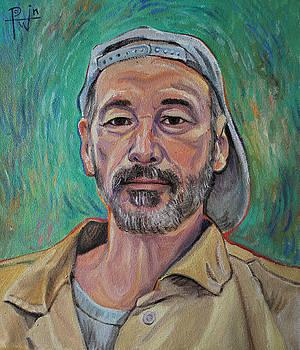 Self Portrait by Henry David Potwin