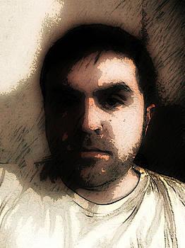Self Portrait by Jose Benavides