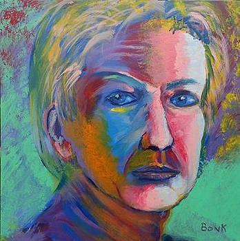 Self Portrait by Peter Bonk