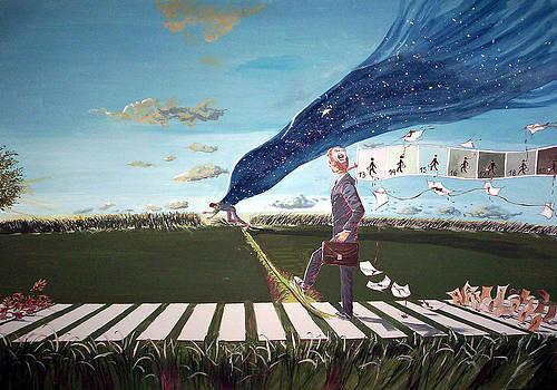 Self - sabotage by Lazaro Hurtado