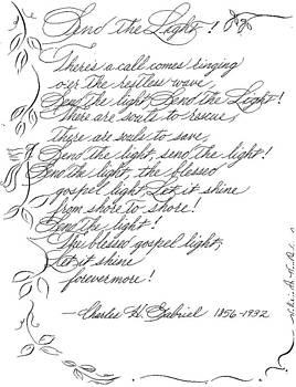 Send the Light by Valerie VanOrden