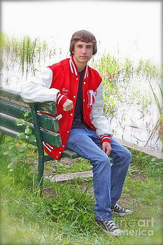 Senior Picture I by Jay Nodianos