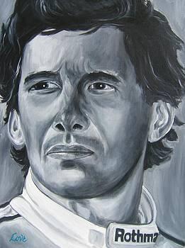 Senna Daze by Joseph Love