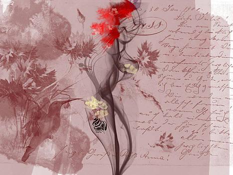 Senses by Velitchka Sander