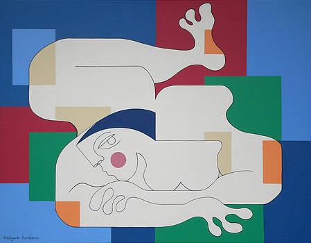 Sensualite by Hildegarde Handsaeme