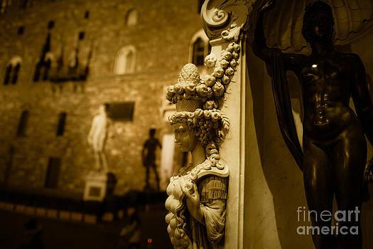 sentinella della Loggia by Umberto Fedele