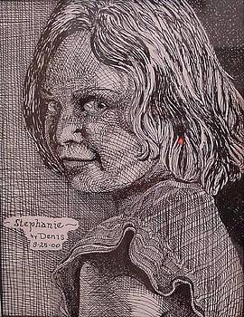 Sephannie by Denis Gloudeman