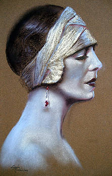 Sepia Siren by Lynda Robinson