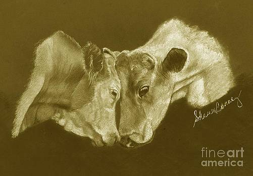 Sepia With You by Shawn Bonney