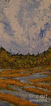 September Marsh by Beverly Belanger