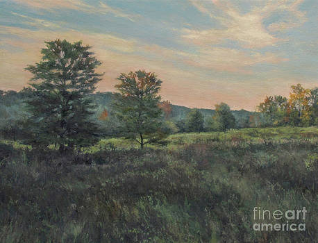 September Meadow by Gregory Arnett