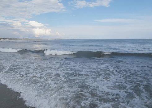 Kate Gallagher - September Ocean