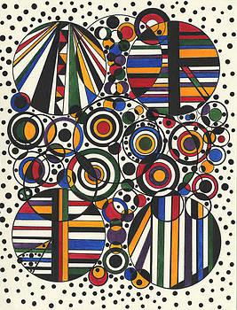Sequential Kaleidoscope by Ruth Devorah