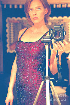Heather Kirk - Sequined Photographer Number One