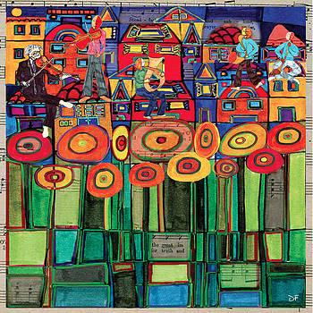 Serenade by Dora Ficher