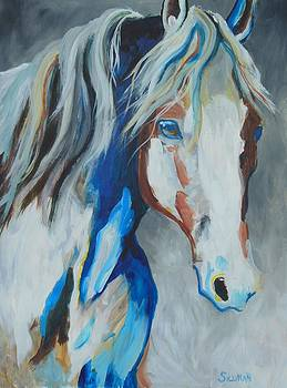 Serene Equine by Veronica Silliman