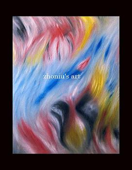 Serenity by A Zhoniu Pfozhe
