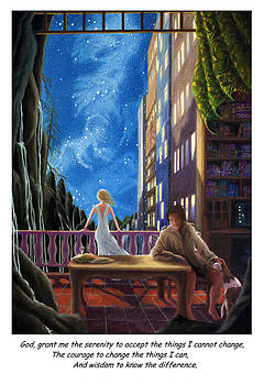 Serenity by Matt Konar