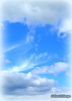 Serenity Sky by Terri K Designs