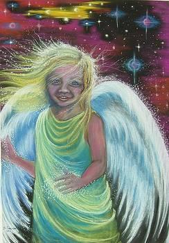 Seresa Angel by Brenda Swonger