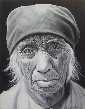 Serrano Woman by Stu Braks