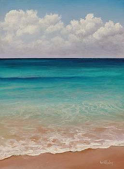 Seven Mile Beach by Eve  Wheeler