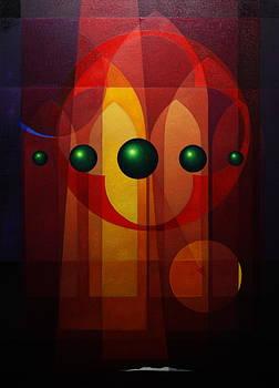 Seven Windows - IV by Alberto D-Assumpcao