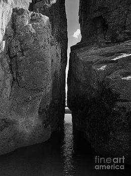 Severed Rock by Russ Murry