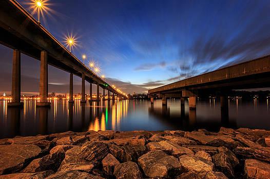 Severn Sky by Jennifer Casey