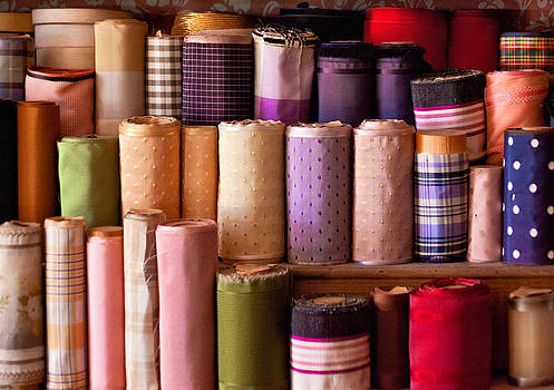 Mike Savad - Sewing - Fabric