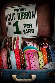 Mike Savad - Sewing - Ribbon by the yard